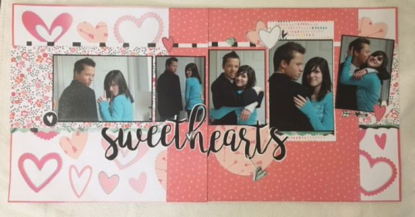 Layout by Vikki Leigh