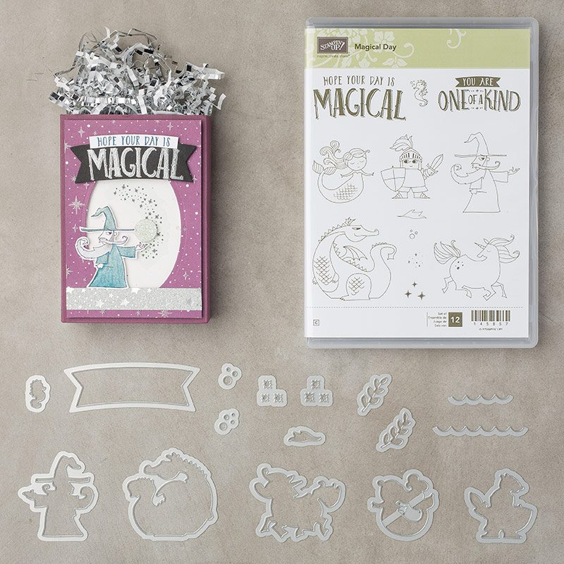 Stampin' Up! prize