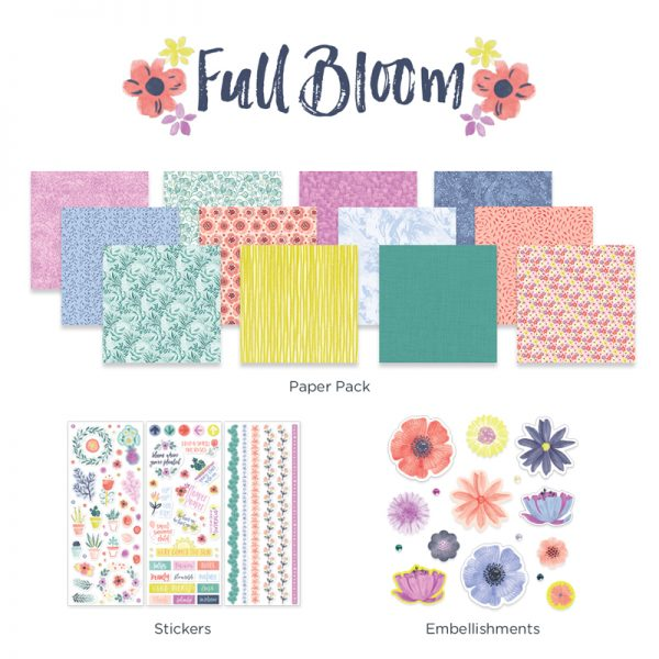 Full Bloom from Creative Memories - Giveaway