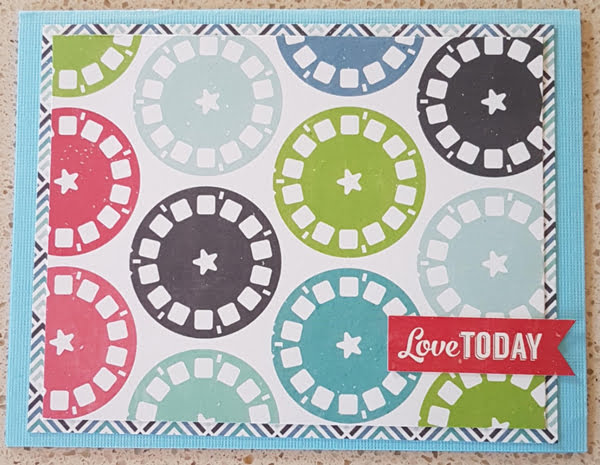 Card by Lori Scholz