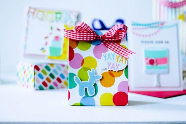 Latisha Yoast for Scrapbook and Cards Today Magazine birthday