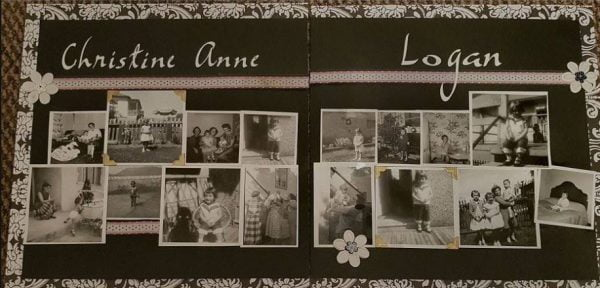 Layout by Dorothy Jones
