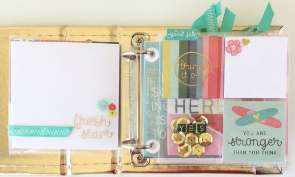 My Book of Inspiration Album Workshop with Aly Dosdall