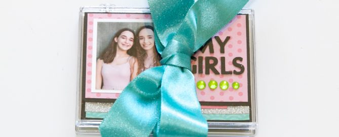 My Girls Mini by Stacy Cohen for Scrapbook & Cards Today 1