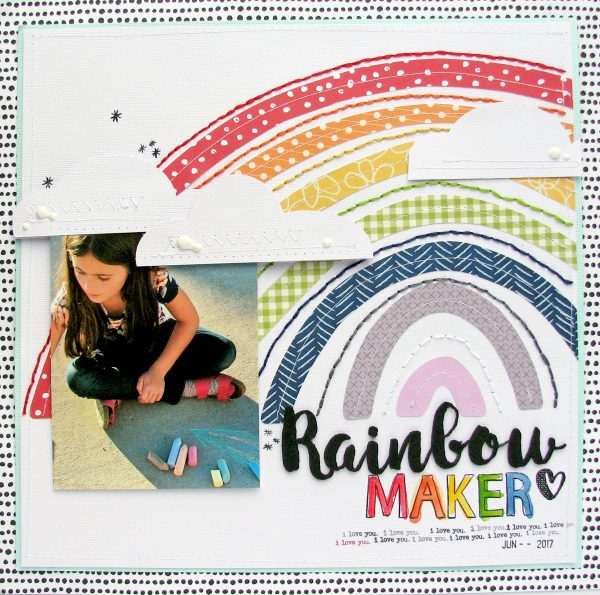 Nicole Nowosad for Scrapbook and Cards Today 1