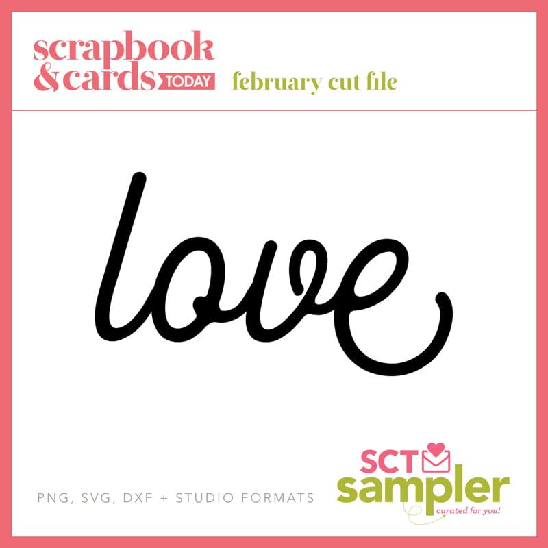SCT Sampler - February 2018 Cut File