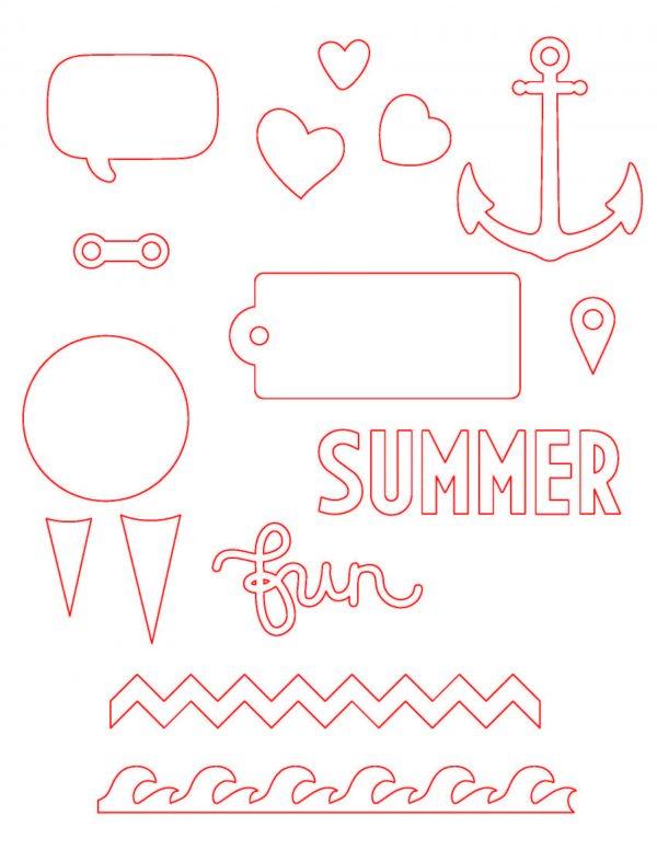 SCT Summer 2013 Cutting Files