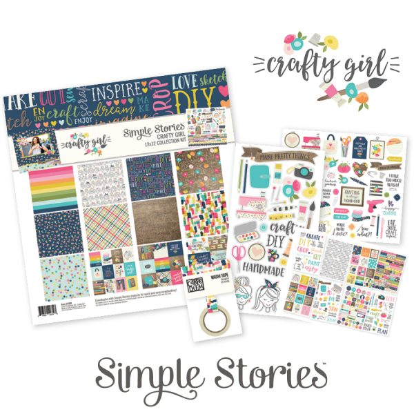 Simple Stories Crafty Girl