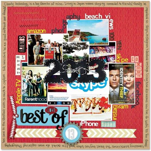 Best of 2013 by Christa Paustenbaugh