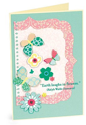 earth laughs in flowers by Roxanne Jegodtka,