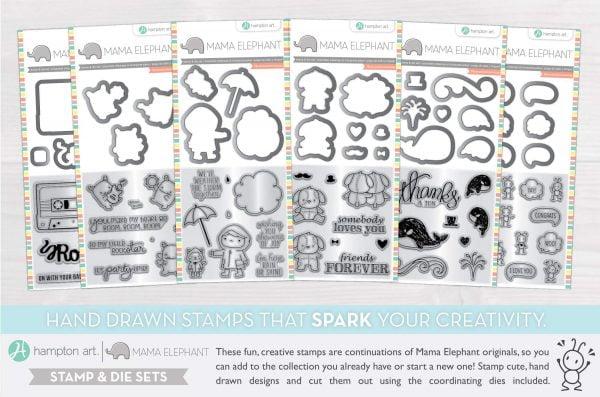 Hampton Art Advertisement - Scrapbook & Cards Today Spring 2018