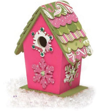 birdhouse by Charity Hassel