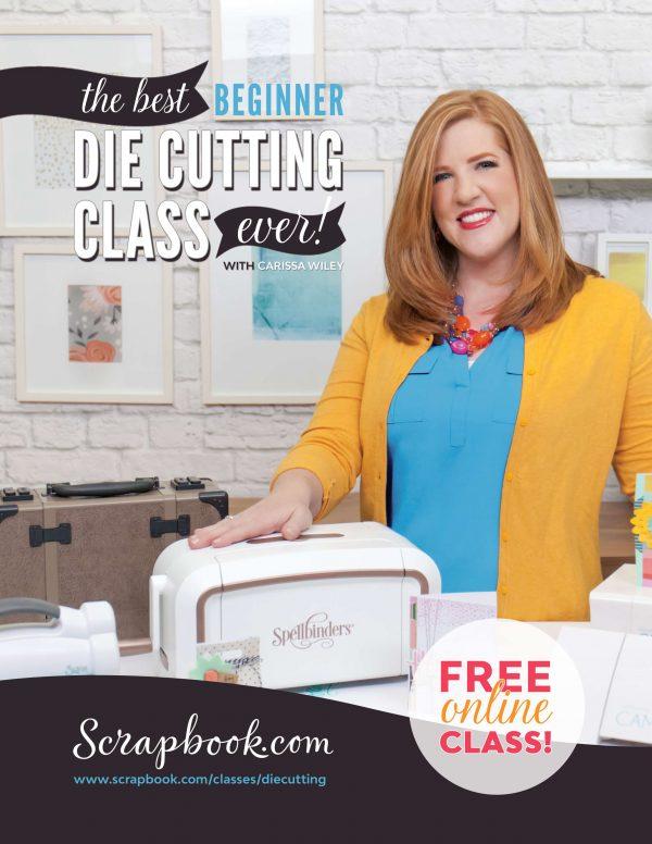 Scrapbook.com Advertisement - Scrapbook & Cards Today Spring 2018