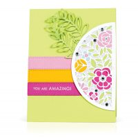 You Are Amazing card by Susan R. Opel - Scrapbook & Cards Today Spring 2018
