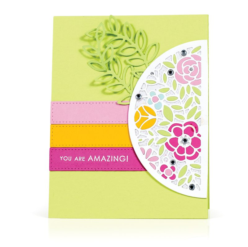 SCT Spring 2018 - You Are Amazing card by Susan R. Opel