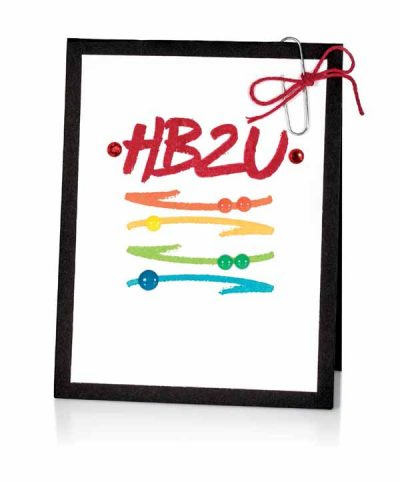 HB2U by Teri Anderson for Scrapbook & Cards Today