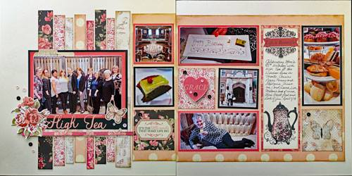 Layout by Gail Dowler