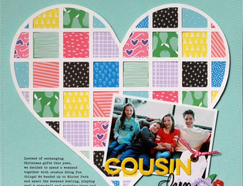 iNSD 2018 – Lisa, Jen and a card challenge!
