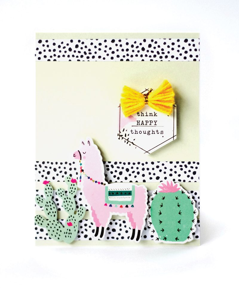 SCT Delivered - Citrus Squeeze Card kit - Card by Latisha Yoast