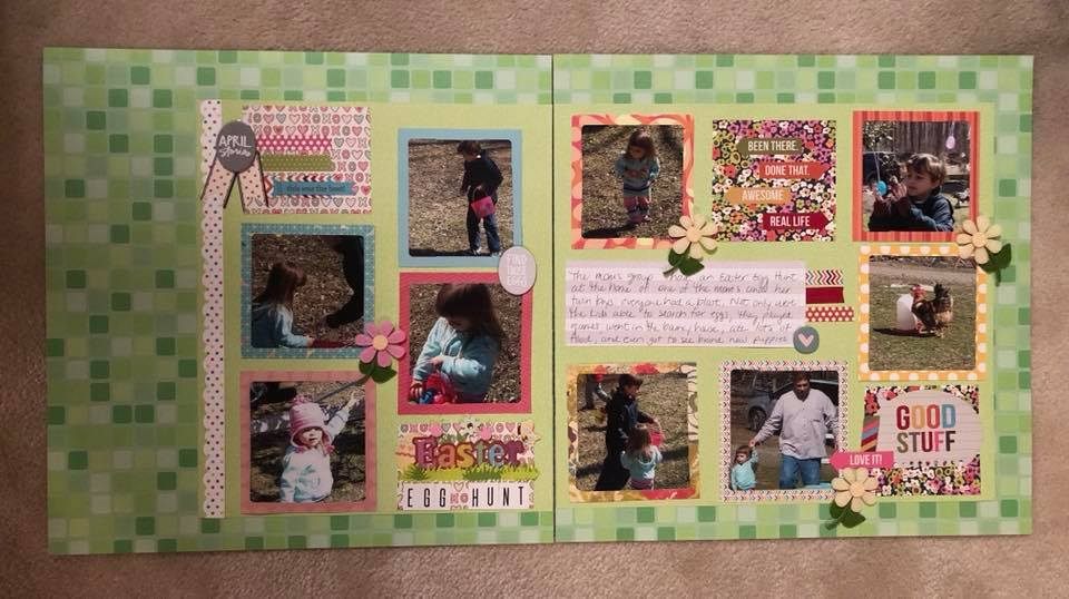 Layout by Laura Niemiec Toriello