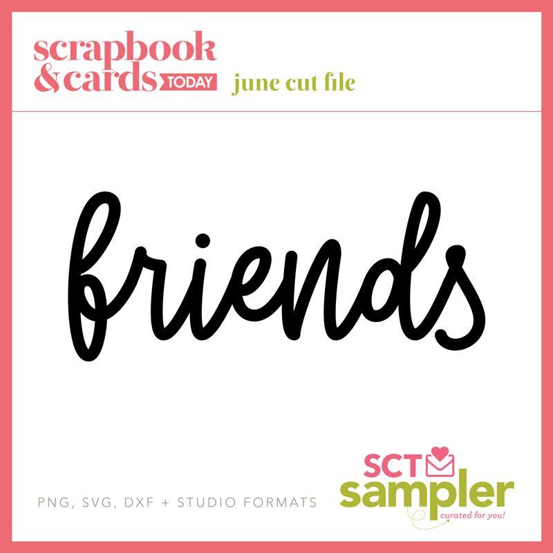 SCT Sampler - June Cut File