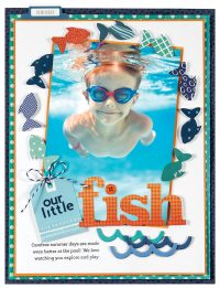 SCT Summer 2018 - Our Little Fish by Lisa Dickinson