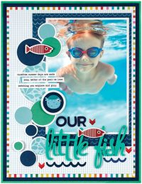SCT Summer 2018 - Our Little Fish by Stephanie Buice