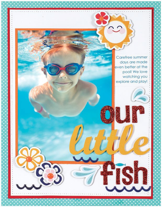 SCT Summer 2018 - Our Little Fish by Anabelle OMalley
