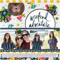 SCT Summer 2018 - Weekend Adventure by Laura Vegas