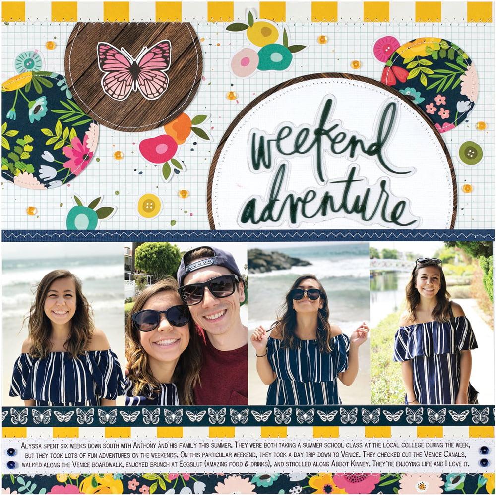 SCT Summer 2018 - Weekend Adventure by Laura Vegas