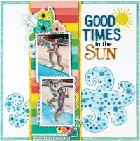 SCT Summer 2018 - Good Times In The Sun by Stacy Cohen