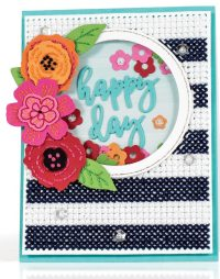 SCT Summer 2018 - Happy Day card by Leigh Houston