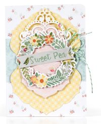 SCT Summer 2018 - Sweet Pea card by Melissa Phillips