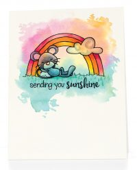 SCT Summer 2018 - Sending You Sunshine card by Kelly Latevola