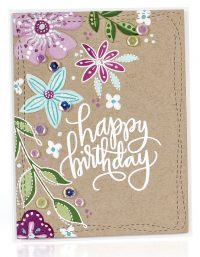 SCT Summer 2018 - Happy Birthday card by Debby Hughes