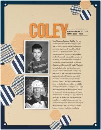 SCT Summer 2018 - Coley by Cathy Zielske