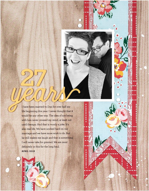 SCT Summer 2018 - 27 Years by Cathy Zielske