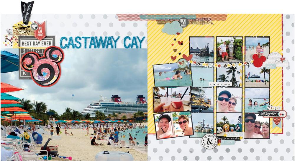 SCT Summer 2018 - Castaway Cay by Darla Weber