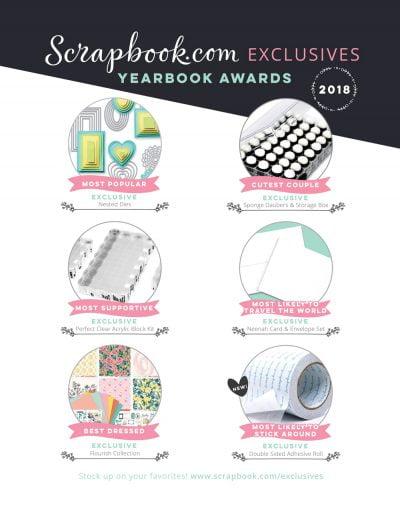 Scrapbook.com Ad - Scrapbook & Cards Today Summer 2018 Issue