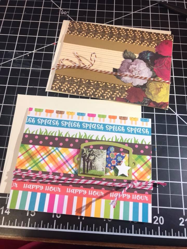 Cards by Lisa Whelpley