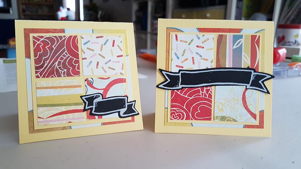 Cards by Lori Scholz