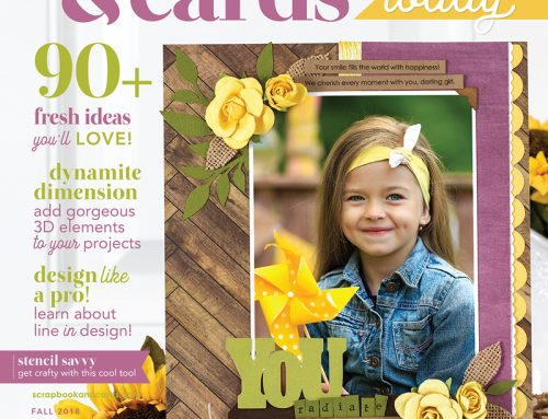 Our new FALL issue is here! GIVEAWAY!