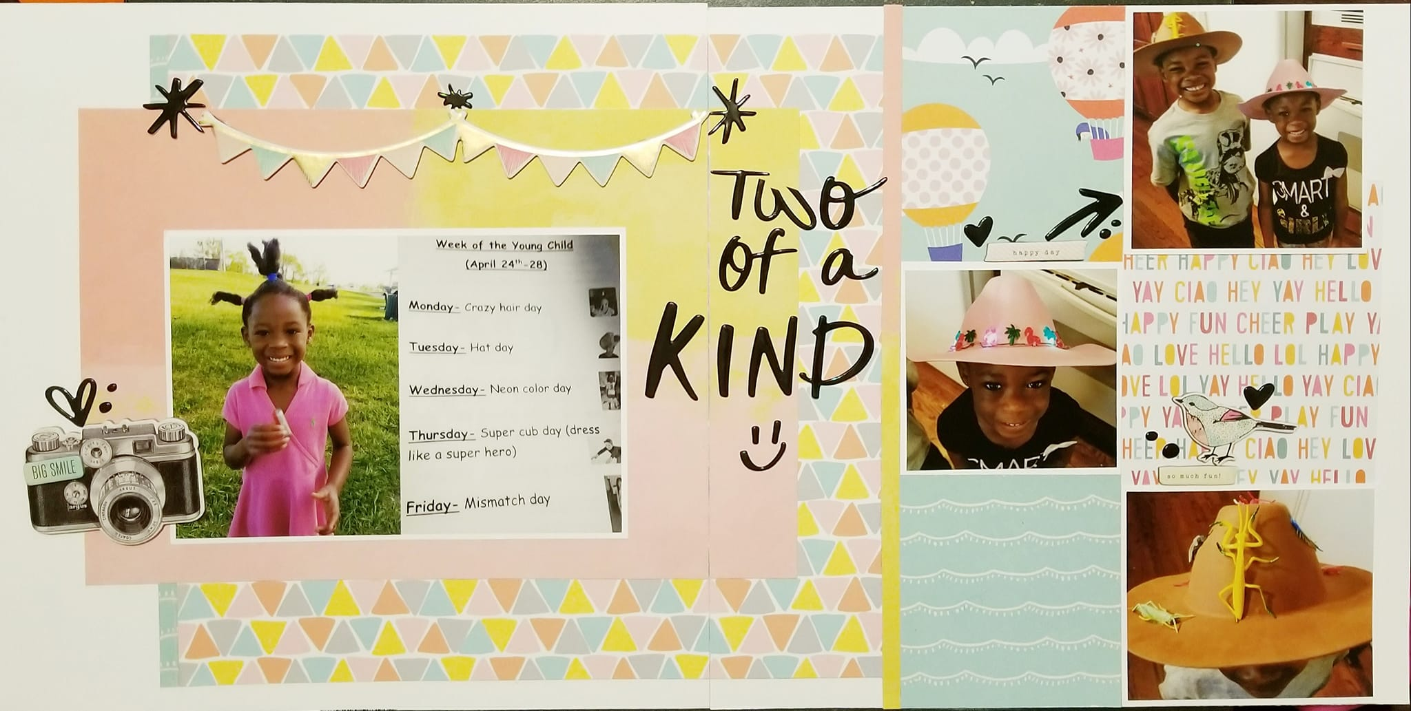 Layout by Christa Stokes