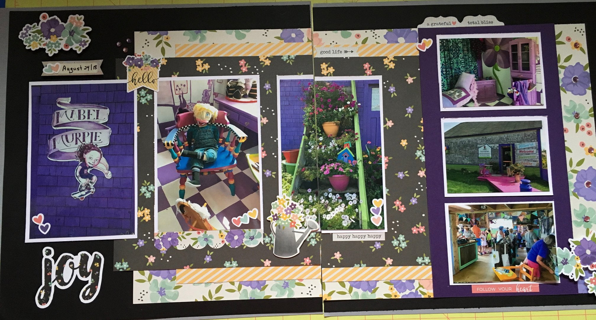 Layout by Shaune Coughlin