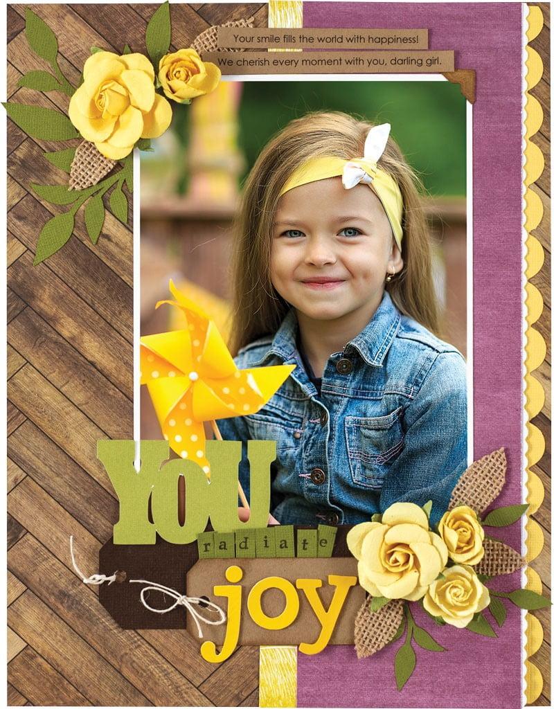 SCT Fall 2018 - You Radiate Joy by Jennifer S Gallacher