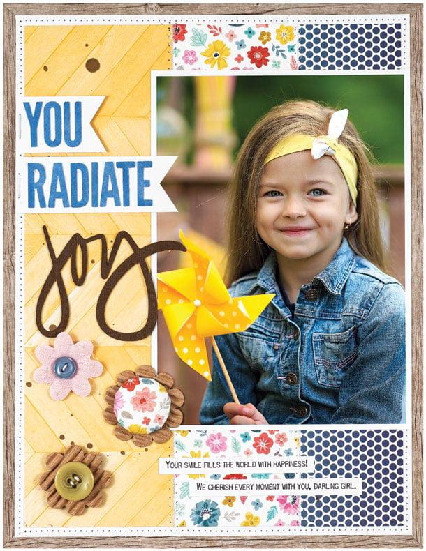 SCT Fall 2018 - You Radiate Joy by Laura Vegas