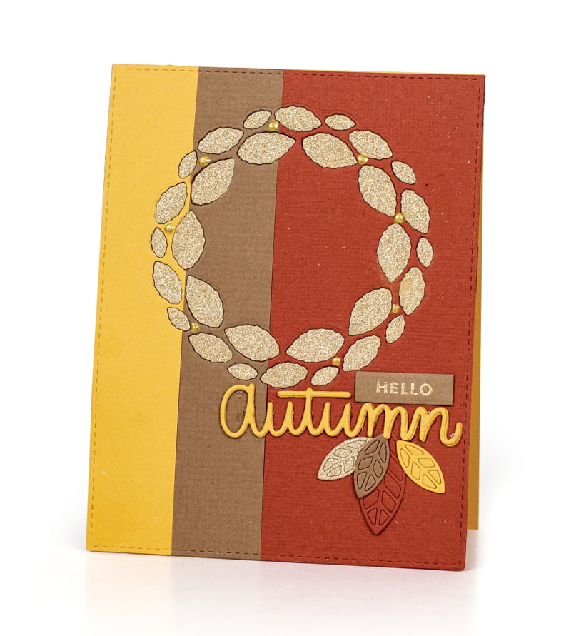 SCT Fall 2018 - Hello Autumn by Susan R Opel