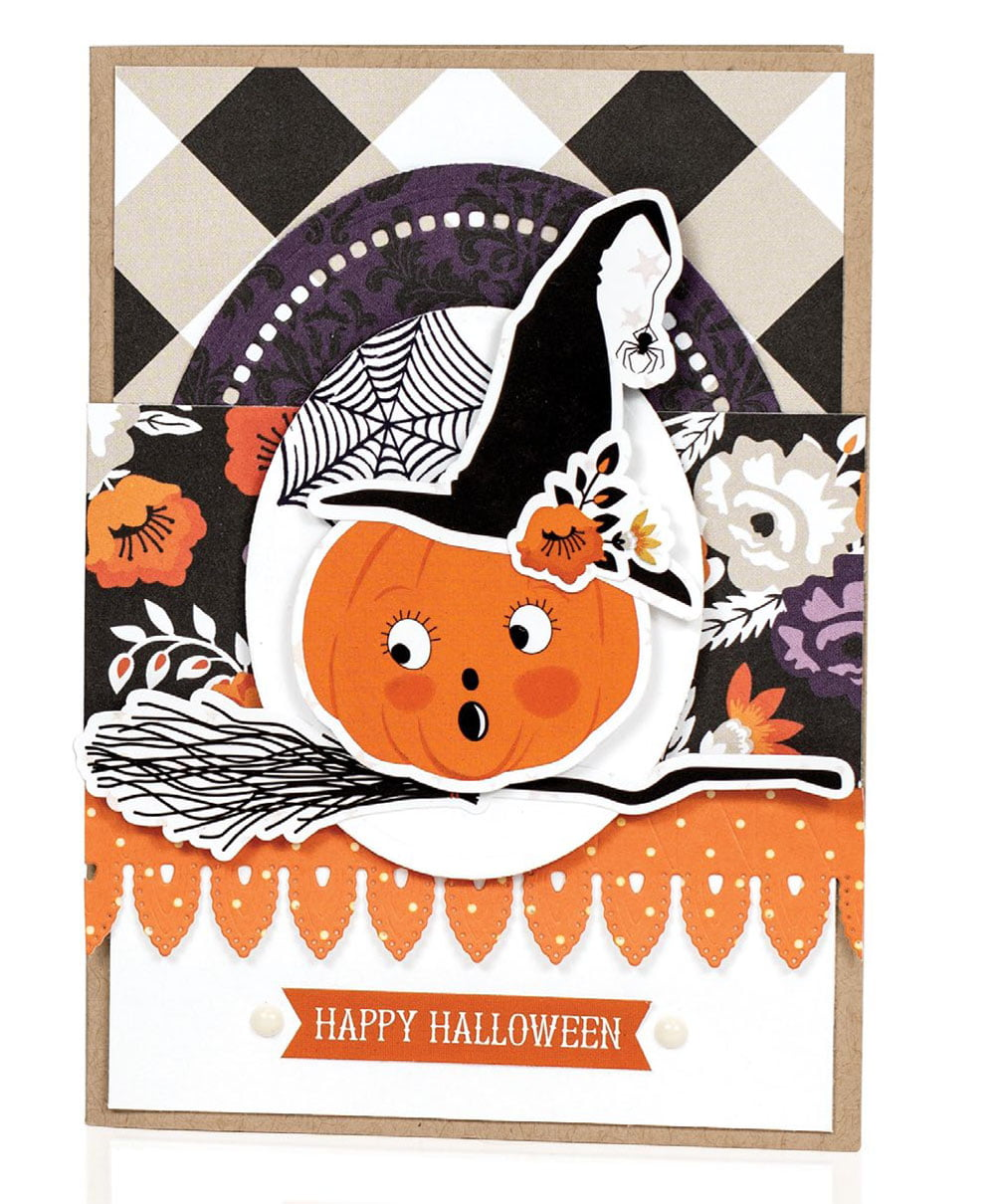 SCT Fall 2018 - Happy Halloween by Melissa Phillips