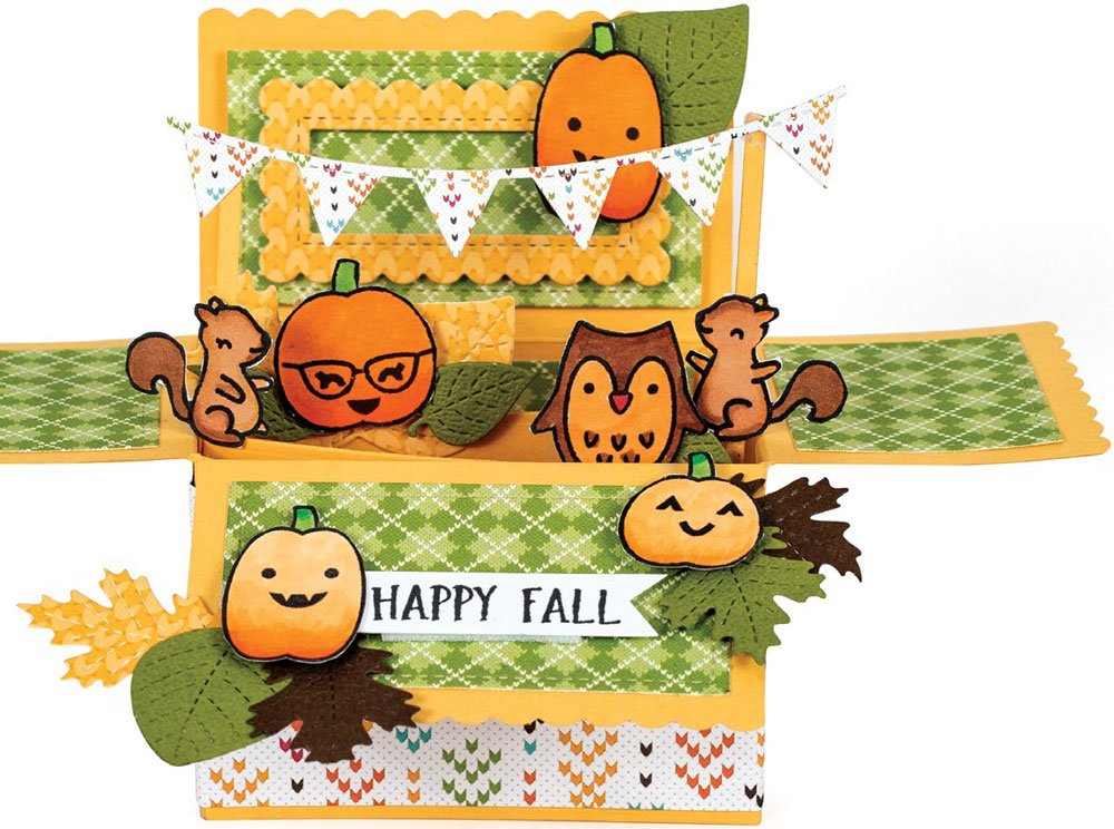 SCT Fall 2018 - Happy Fall by Latisha Yoast