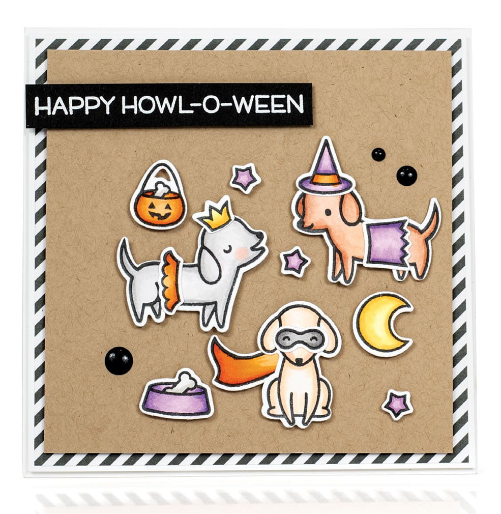 SCT Fall 2018 - Happy Howl-o-ween by Jodi Collins